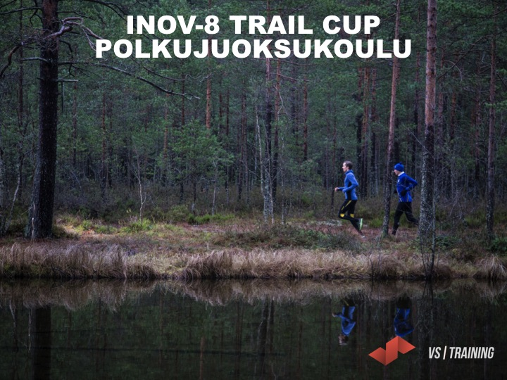 Inov-8 Trail Cup Polkujuoksukoulu - Ville Siukkola Training